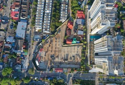 Site Progress as of 28th Feb 2021